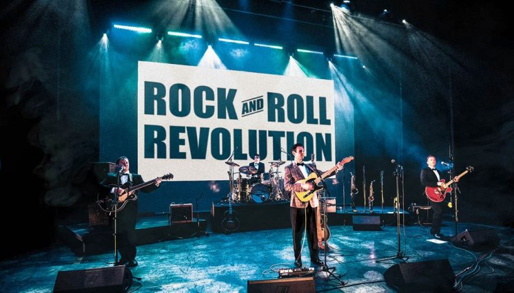 Rock and Roll Revolution by the Bluejays