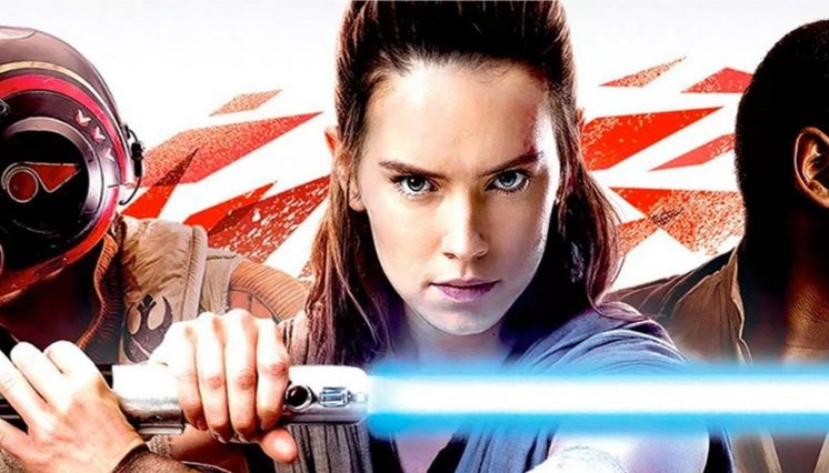 Star Wars: Episode 8: The Last Jedi (12A)