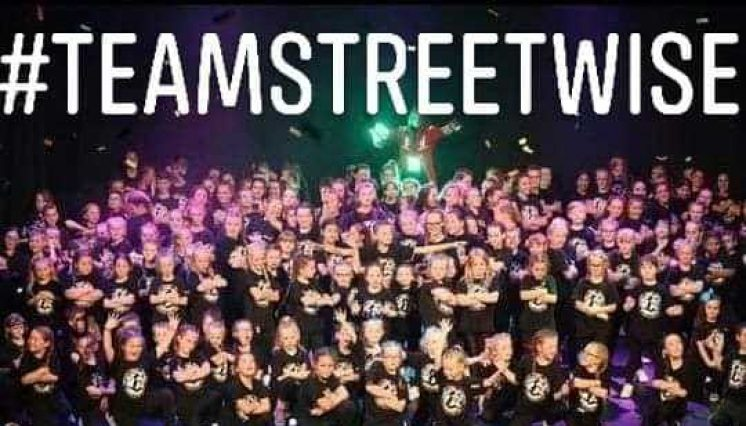 Streetwise 10th Anniversary Show