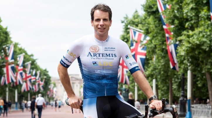Just Announced - Mark Beaumont
