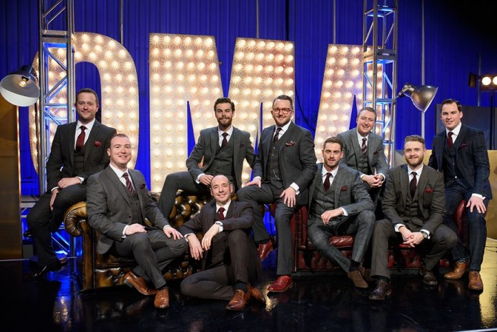 Just Announced - Only  Men Aloud