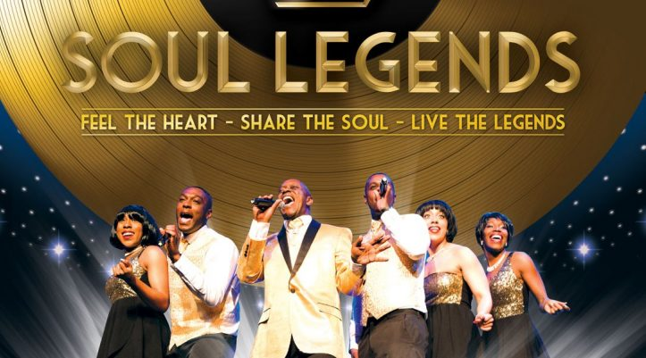 Just announced - Soul Legends