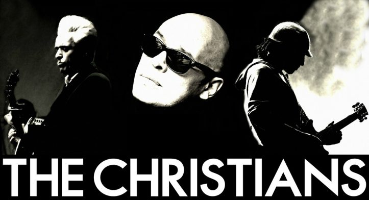Now On Sale - The Christians