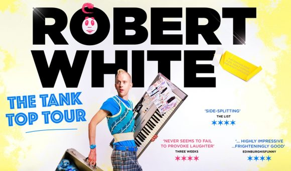 Just Announced - Robert White