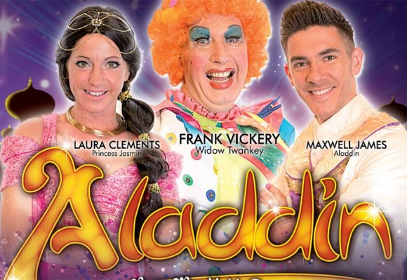 Wow, here's our 5 Star review of Aladdin