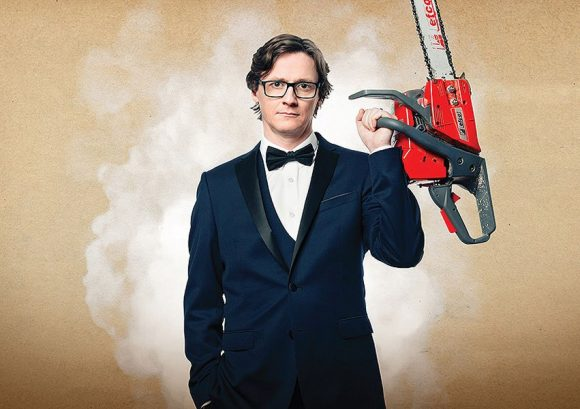 Just Announced  - Ed Byrne