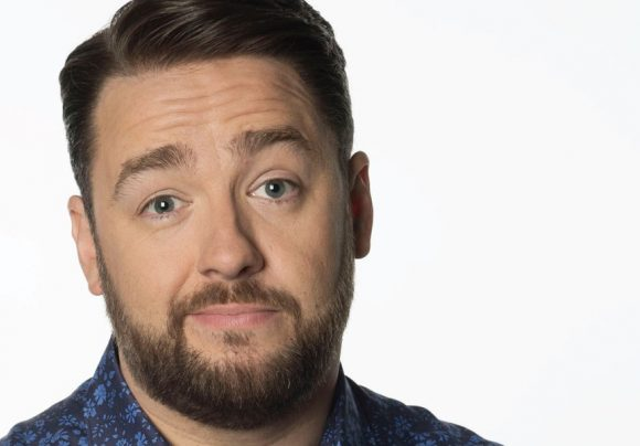 Just Announced - Jason Manford