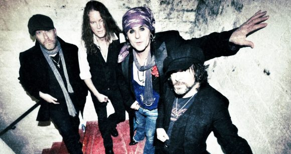 Just announced - The Quireboys
