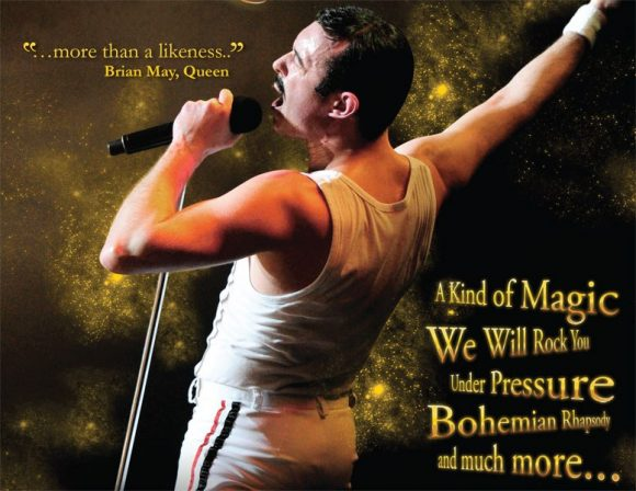 Just Announced - One Night Of Queen
