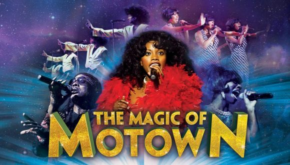 Just Announced for 2018 - The Magic of Motown